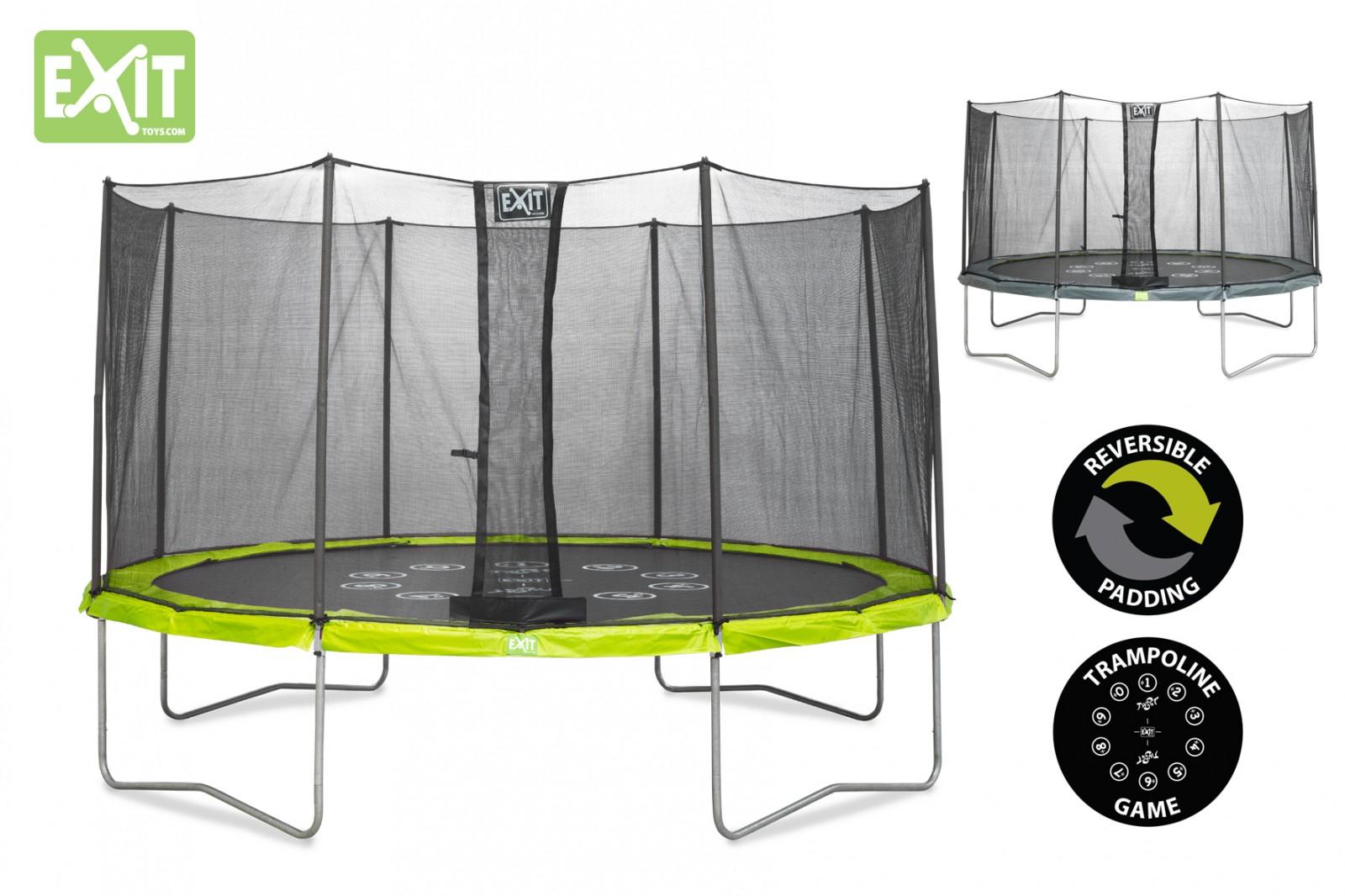 Zahradní trampolína 366 cm