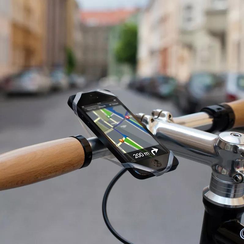 Univerzální držák telefonu na kolo