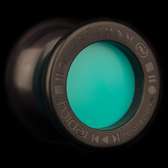 Replay Pro, barva Modro-zelená